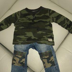Baby Boy's Clothing.